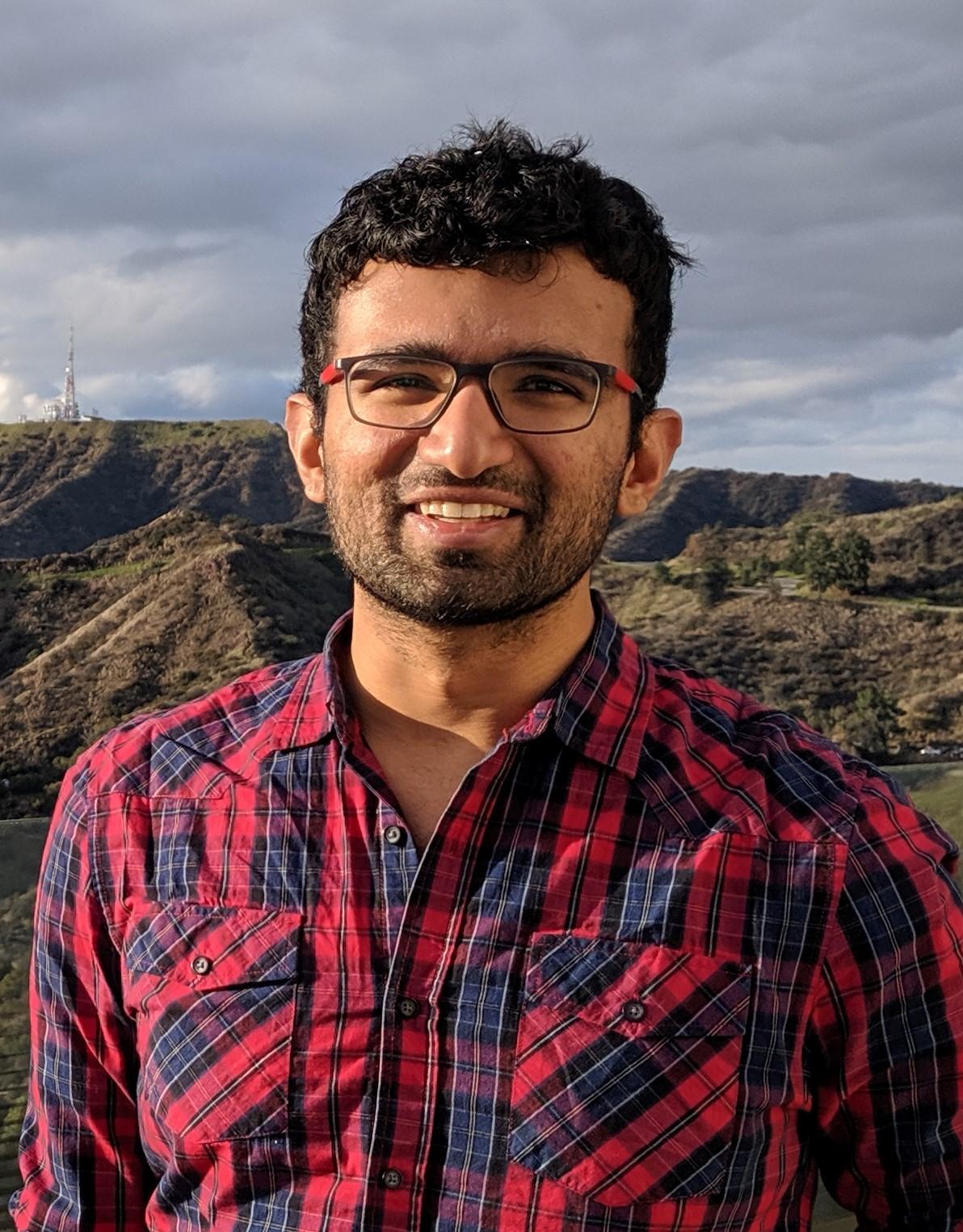 Arjun Seshadri